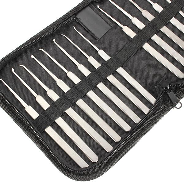 Sparta 12-pieces High Quality Lock Pick Set