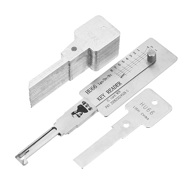 LISHI H66 Key Reader Auto Lock Pick Decoder