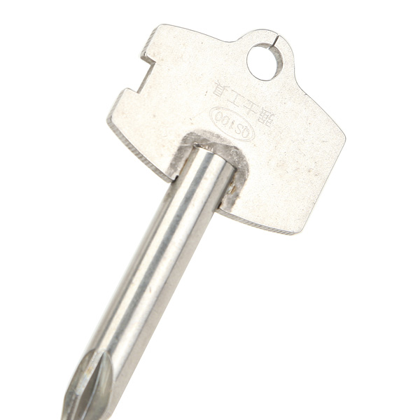 A Key Lock Pick Tool for Cross Lock Blank